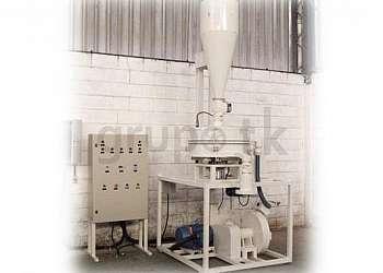 Máquina micronizadora
