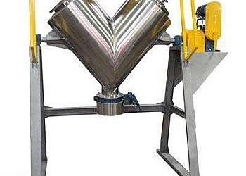 Misturador horizontal de ração
