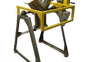 Misturador horizontal industrial